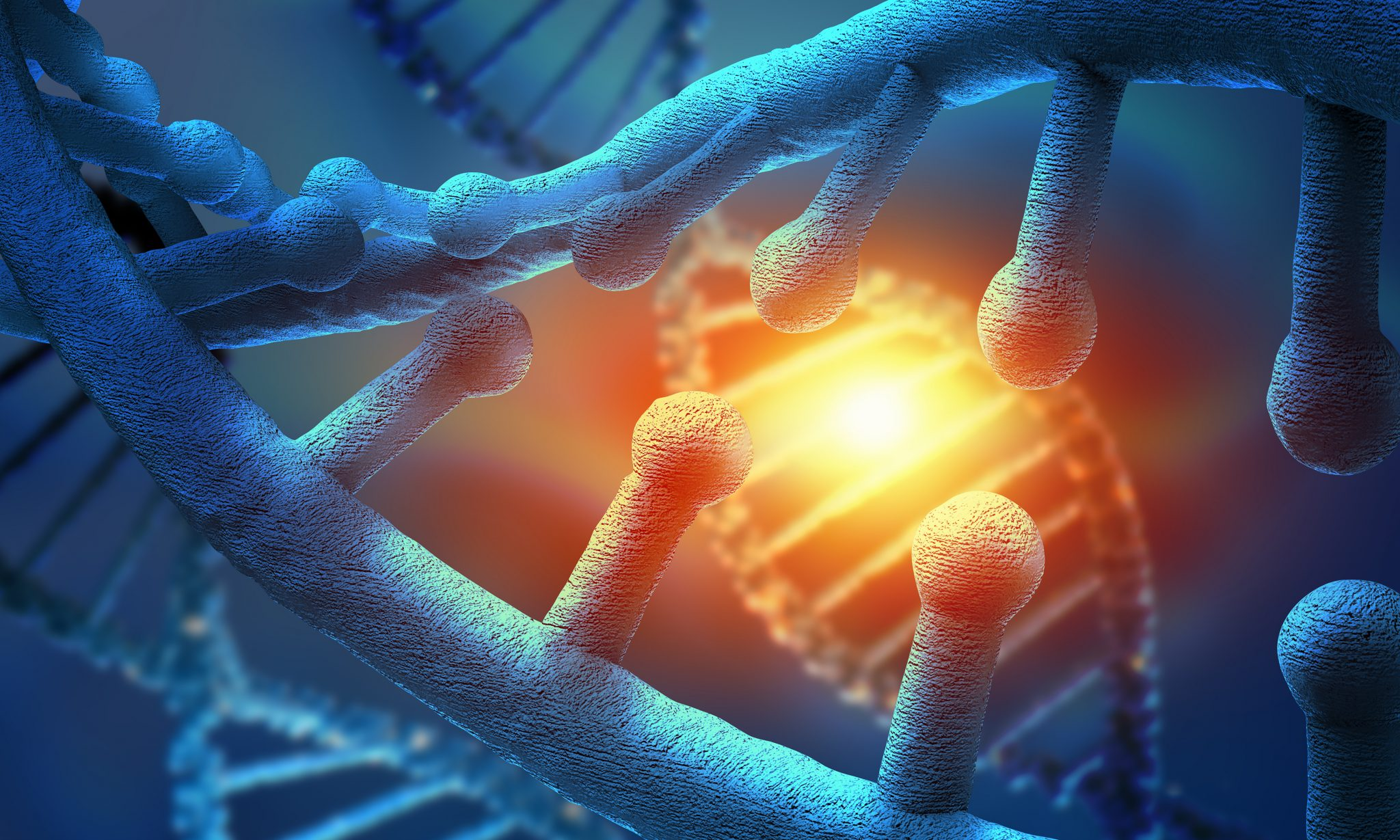 assay development for a gene therapy study